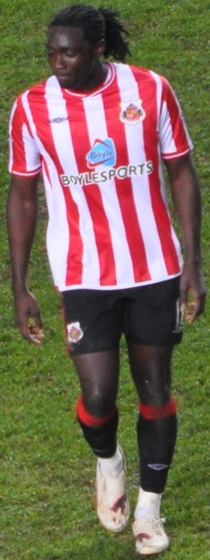 Stoke City F.C. in European football - Kenwyne Jones scored four goals, making him Stoke's top European goalscorer.