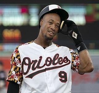 Keon Broxton American baseball player