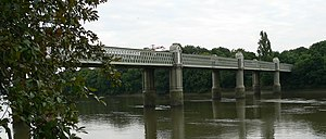 Kew Railway Bridge - Kew Railway Bridge
