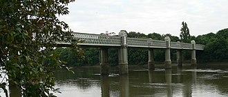 Kew Railway Bridge - Kew Railway Bridge