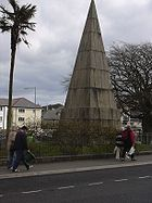 Killigrew monument Falmouth