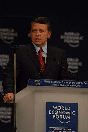 Qualifying Industrial Zone - Jordan's King Abdullah's support was crucial for the success of Qualifying Industrial Zones in Jordan
