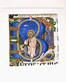 King David in Prayer in an Initial B MET DT3608.jpg