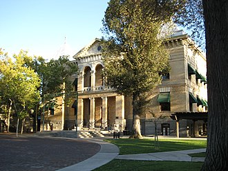 Kings County, California - Kings County Courthouse