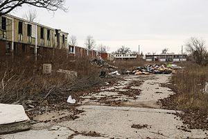 Kinloch, Missouri - Kinloch, Missouri in 2017.