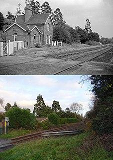 Kirby Muxloe railway station