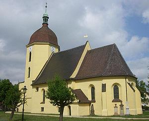Schleife - Image: Kirche Schleife (2007 05)