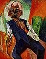 Kirchner, Ernst Ludwig - Alter Bauer - 1919 - 1920 - .jpg