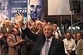 Kirchner encabeza acto del 17 de Octubre en Rosario (01).jpg
