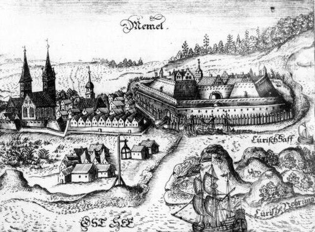 Château de Klaipėda