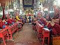 Klasztor Gandan w Ułan Bator 2013.jpg