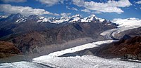 Klein Matterhorn looking toward Gornergrat.jpg