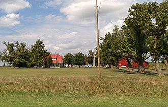 National Register of Historic Places listings in Grady County, Oklahoma - Image: Knippelmeir Farmstead
