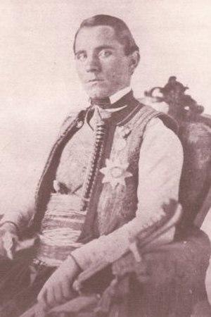 Danilo I, Prince of Montenegro - Prince Danilo I