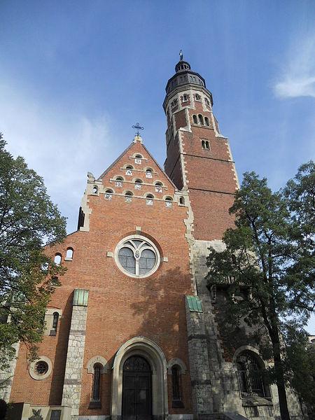 File:KościółNajświętszegoSercaPanaJezusa(Jezuitów)-UlicaKopernika26-POL, Kraków.jpg