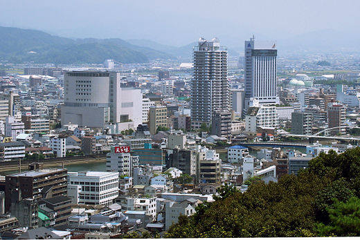 筆山公園 - Wikipedia