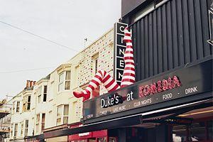 Komedia - Komedia Brighton