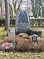 Kommunalfriedhof Salzburg Grabmal Franz Wallack.jpg