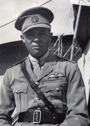 Konrad Johannesson - 2nd Lieutenant Johannesson, c. 1918
