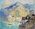Konstantin Gorbatov - View of Amalfi.jpg