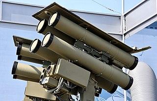 9M133M Kornet-M Anti-tank missile
