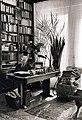 Kossuth Lajos tér 18., Király István irodalomtörténész, országgyűlési képviselő, a Magyar Tudományos Akadémia tagja. Fortepan 101084.jpg