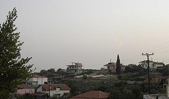 Koukkos - A view of Koukkos