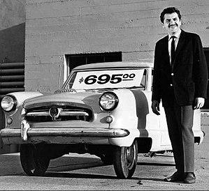 The Market for Lemons - Ernie Kovacs in a comedic used car skit
