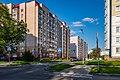 Kozyrava (Minsk) — recent development 17.jpg