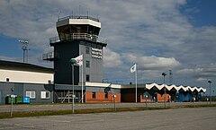 Kramfors lufthavn.   JPG