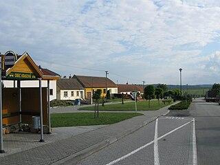 Krasová Municipality in South Moravian, Czech Republic