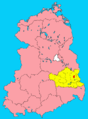 Kreis Cottbus Stadt im Bezirk Cottbus.PNG