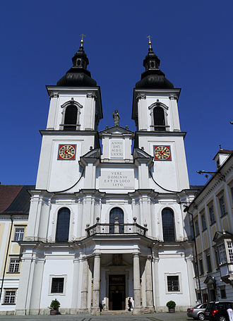 Kremsmünster Abbey - Kremsmünster Abbey Church