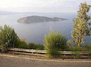 Mirabello Bay - Island of Pseira in Mirabello Bay