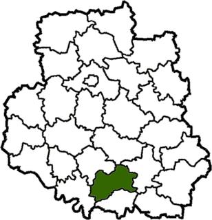 Kryzhopil Raion Former subdivision of Vinnytsia Oblast, Ukraine