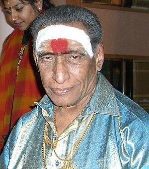 Kunnakudi Vaidyanathan - Vaidyanathan in Kuwait, 2006