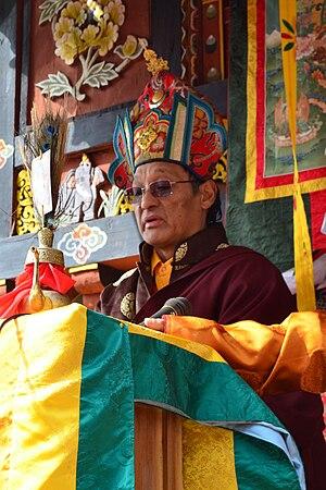 Pema Lingpa - Gangteng Tulku Rinpoche