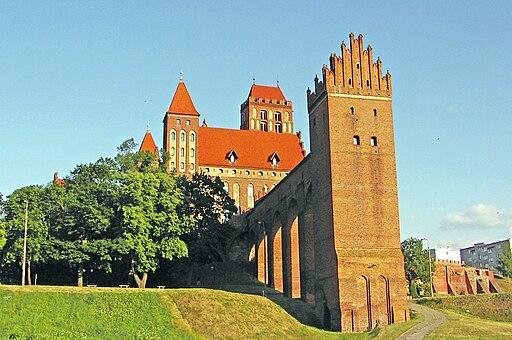 Kwidzyn zamek