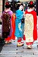 Kyoto - Maiko henshin - Flickr - Francesco G.jpg