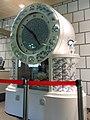 Kyushu Ceramic Museum Arita ware gimmick music box clock.JPG