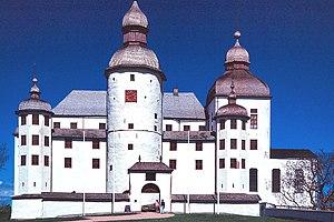 Läckö Castle - Image: Läckö slott Wigulf
