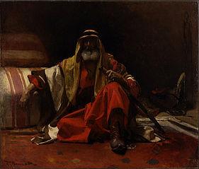An Arab Sheik