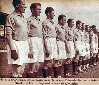 France at the 1938 FIFA World Cup