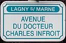 L2791 - Plaque de rue - avenue du Docteur Charles Infroit.jpg
