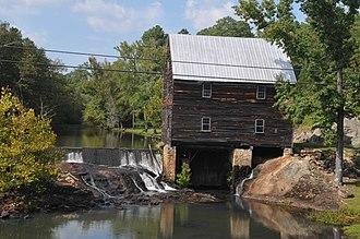 Gupton, North Carolina - Laurel Mill
