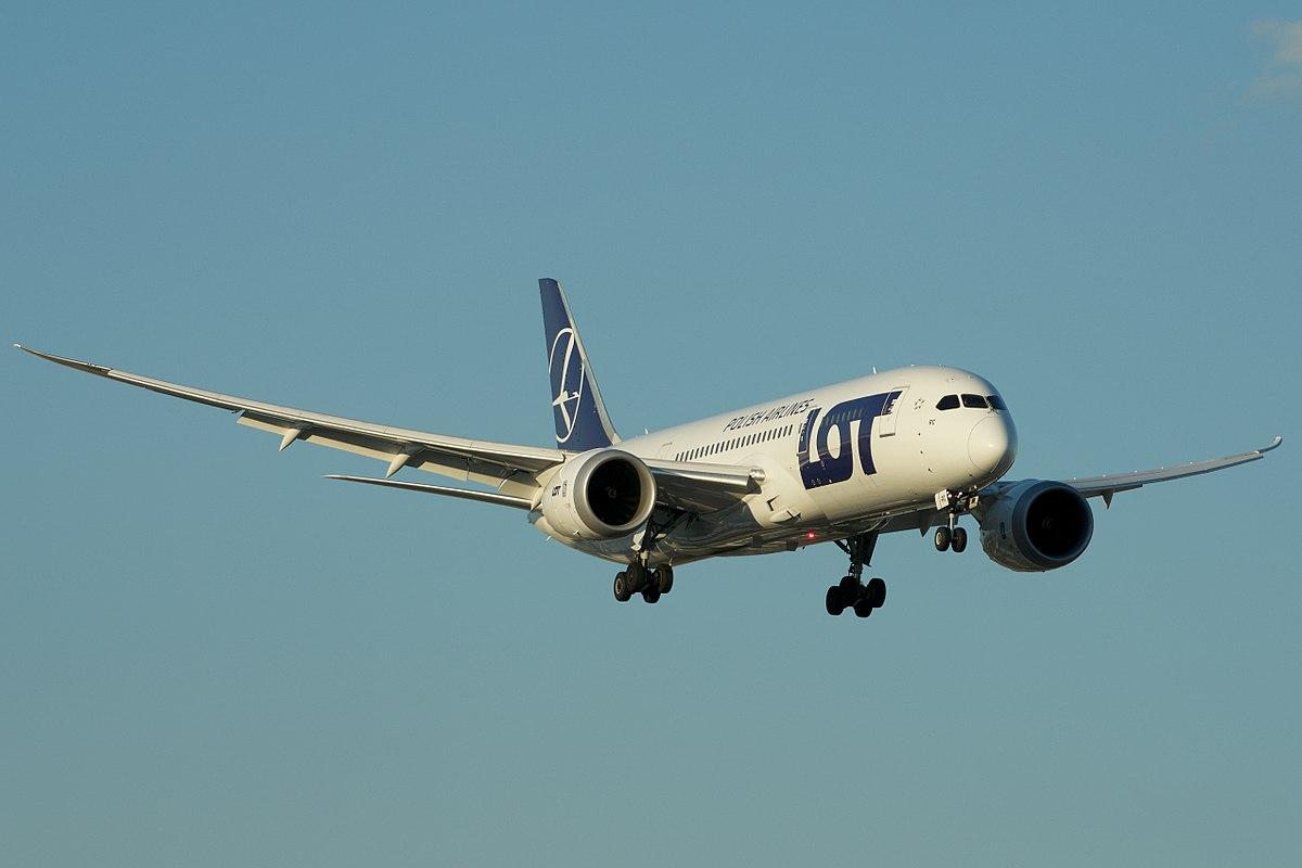 List of LOT Polish Airlines destinations - Wikipedia