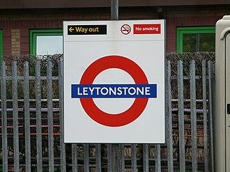 Leytonstone - Leytonstone Station