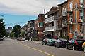 La 4e avenue à Québec, dans le quartier Limoilou.jpg