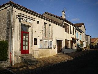 La Chapelle-Montmoreau Commune in Nouvelle-Aquitaine, France
