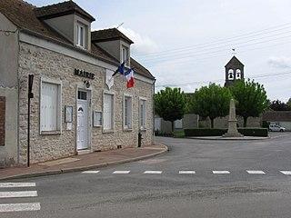 La Madeleine-sur-Loing Commune in Île-de-France, France